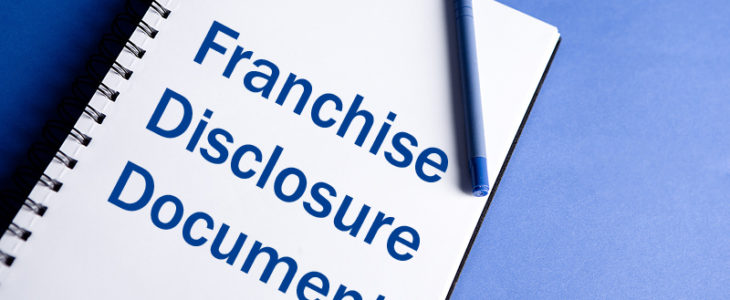 franchise disclosure document fdd